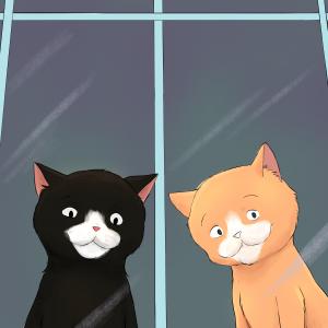 Lulu and Boo