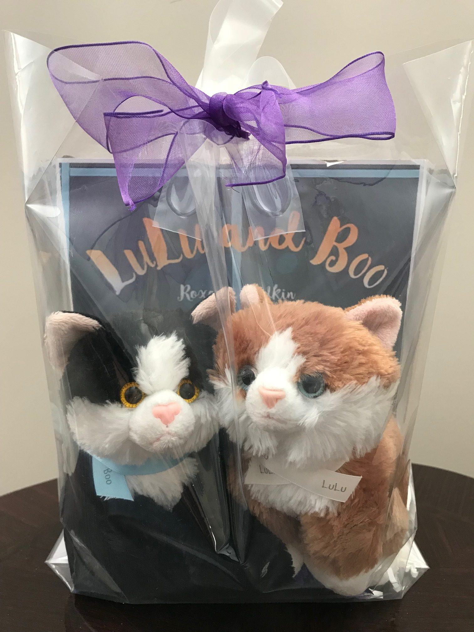 Lulu and Boo – Gift Bag