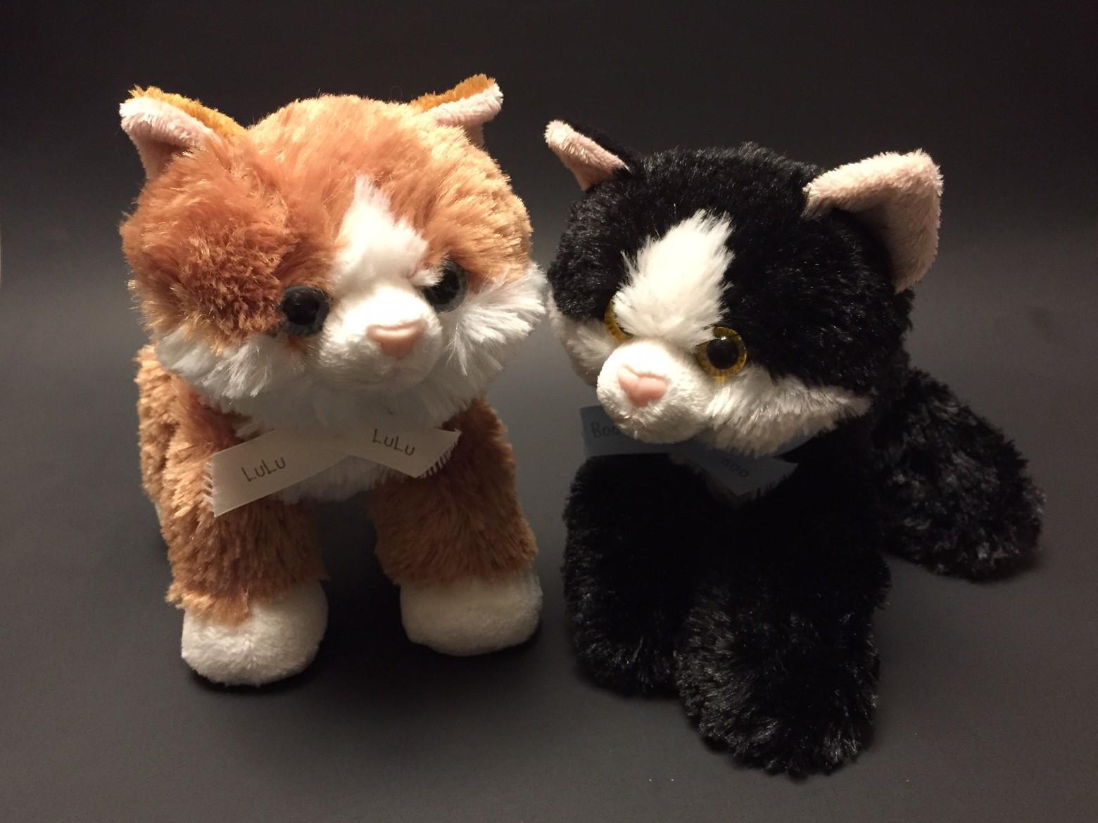 Lulu and Boo – Plush Characters