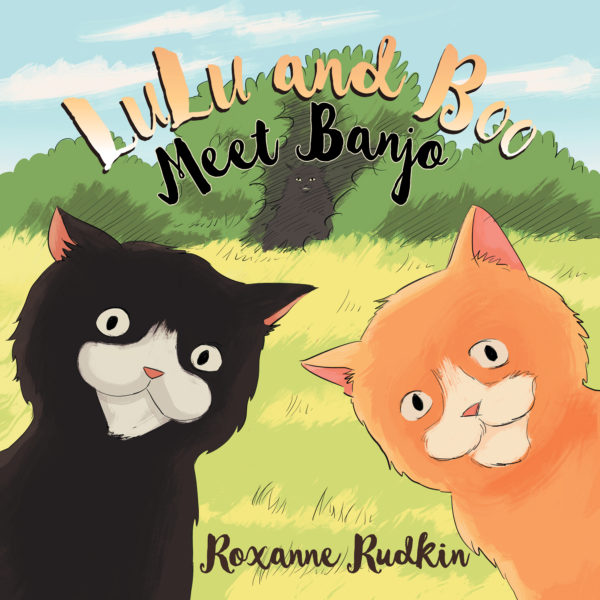 Lulu and Boo Meet Banjo – Signed Paperback